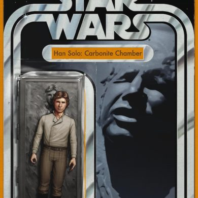 Han Solo 1 Christopher Action Figure Variant