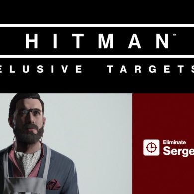 Hitman - The Forger