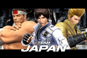 King of Fighters XIV - Team Japan