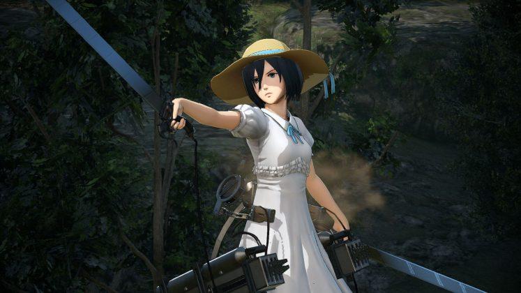 Attack on Titan - Mikasa festival 01