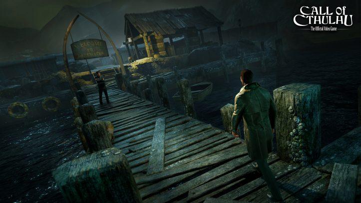 Call of Cthulhu - Darkwater Docks