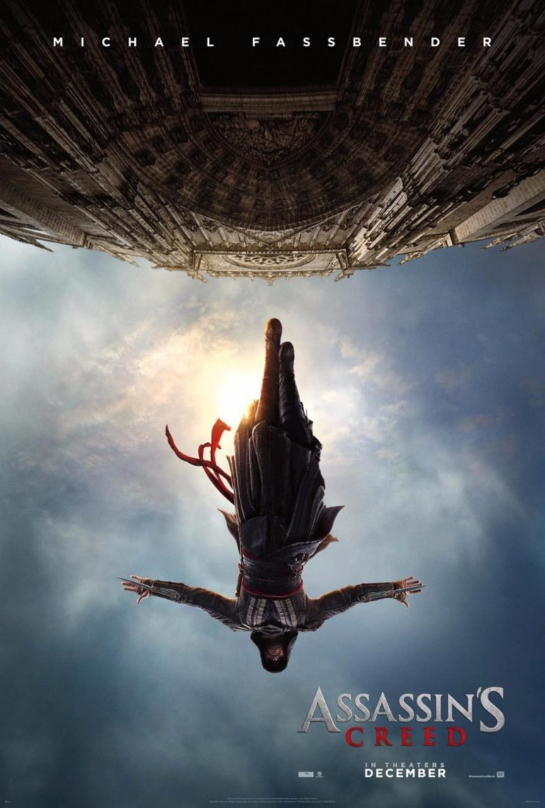 assassins creed poster