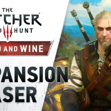 The Witcher III: Wild Hunt - Blood and Wine cover