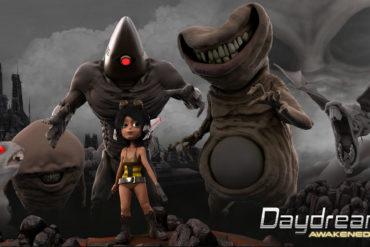Daydreamer: Awakened Edition - cover
