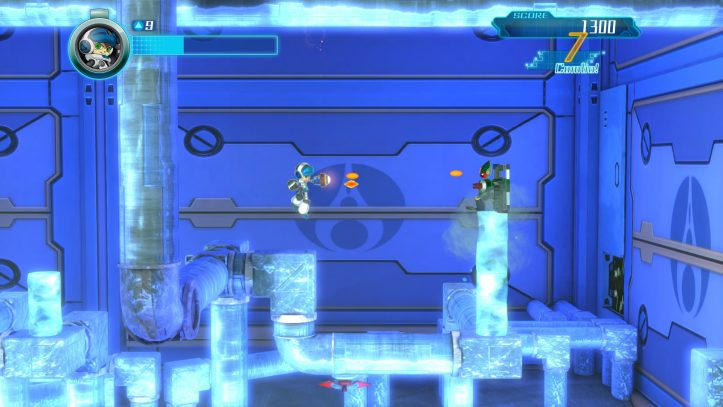 Mighty No. 9 - 2