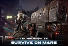 The Technomancer - Survival