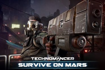 The Technomancer - Survival