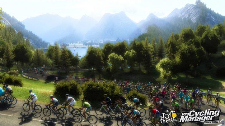 Le Tour de France 2016 - uphill battle