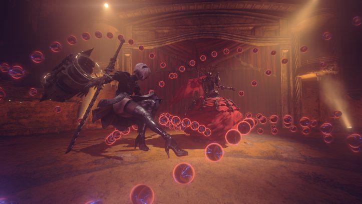 NieR: Automata - Bullet Dance