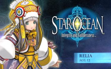 Star Ocean: integrity and Faithlessness - Relia
