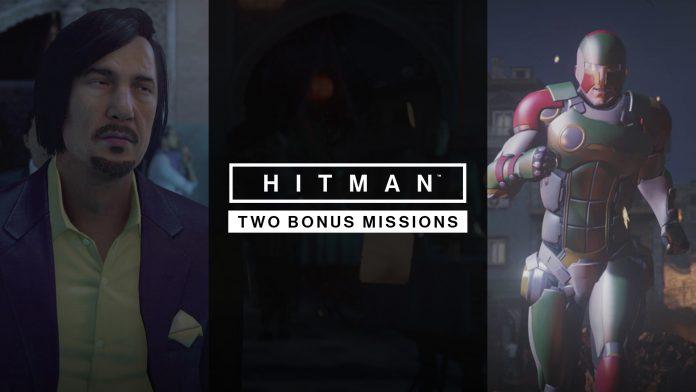 HITMAN - Summer bonus episode logo