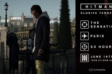 HITMAN - The Sensation