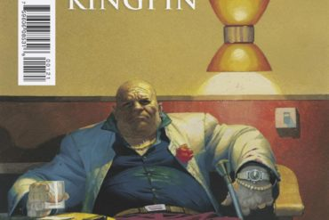 Civil War II Kingpin 1 Ribic Variant