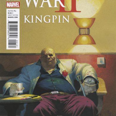 Civil War II Kingpin 1 Ribic Variant