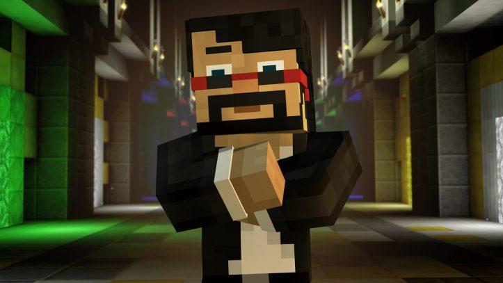 Minecraft: Story mode - CaptainSparklez