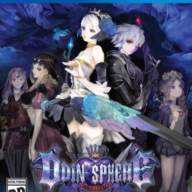 Odin Sphere leifthrasir - PS4 box