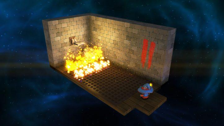 Lumo - fire platform