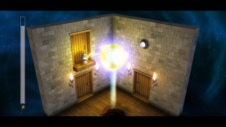 Lumo - magic wand