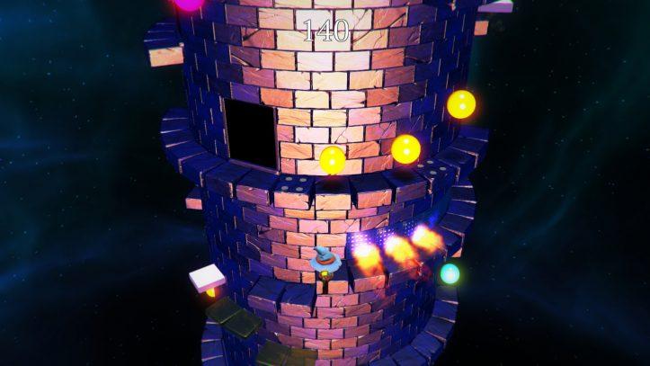 Lumo - 'round the tower