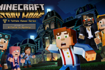 Minecraft: Story Mode - Episode Six cover