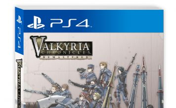 Valkyria Chronicles Remastered - collector's box