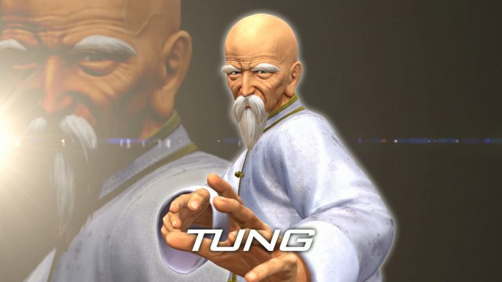 King of Fighters XIV - Tung Fu Rue