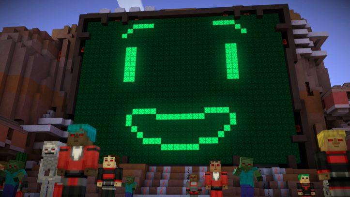Minecraft: Story mode - PAMA