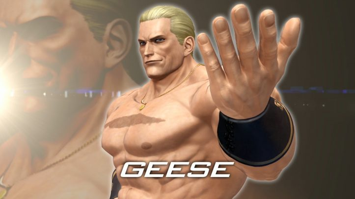 King of Fighters XIV - Geese Howard