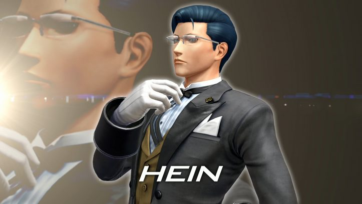 King of Fighters XIV - Hein
