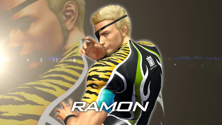 King of Fighters XIV - Ramon