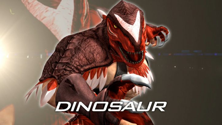 King of Fighters XIV - King of Dinosaurs