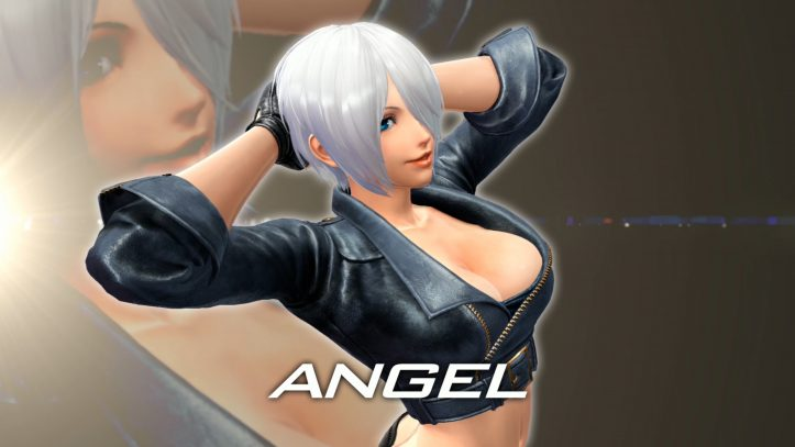 King of Fighters XIV - Angel