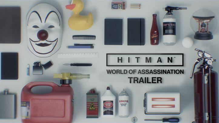 HITMAN - WoA