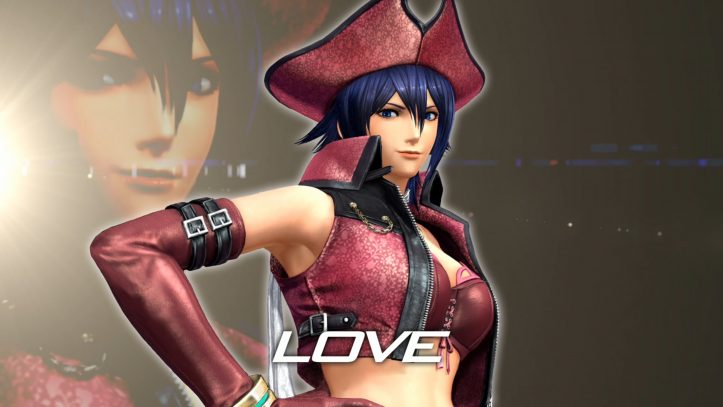 King of Fighters XIV - Love Heart