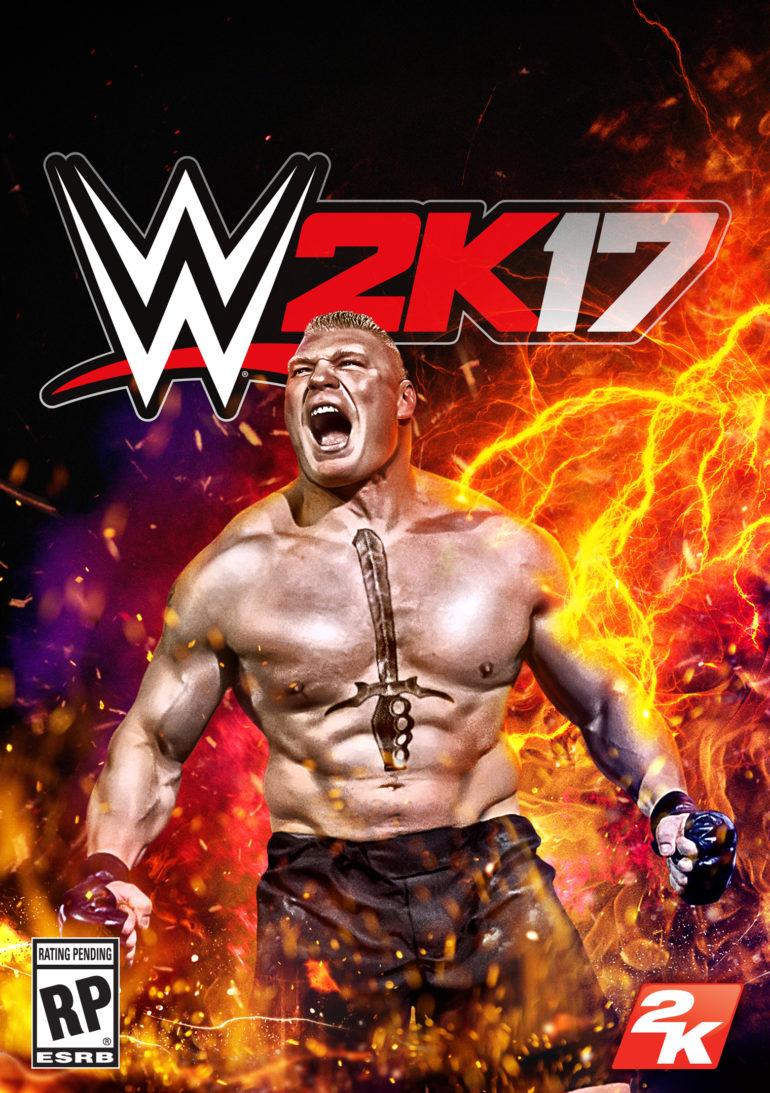 2KSMKT WWE2K17 AGNOSTIC FOB