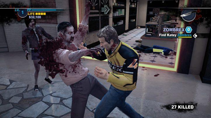 Dead Rising 2 - fight