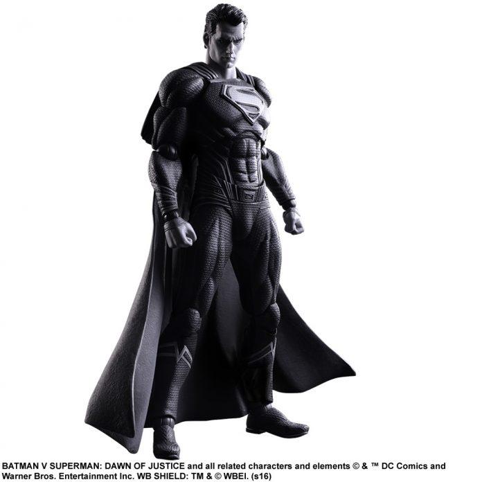 Play Arts -Kai- Superman NYCC variant