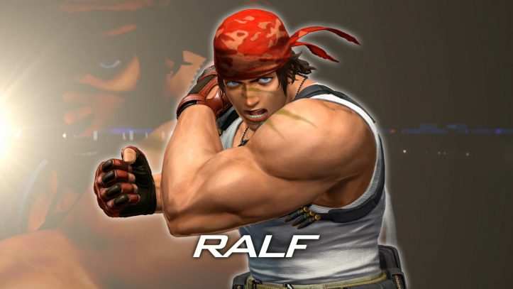 King of Fighters XIV - Ralf