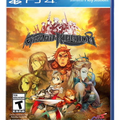 Gramd Kingdom - Packshot