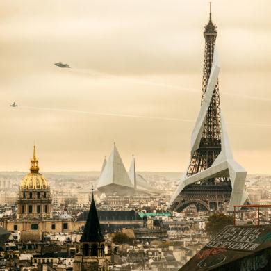 Deus Ex: Mankind Divided - Paris 2029