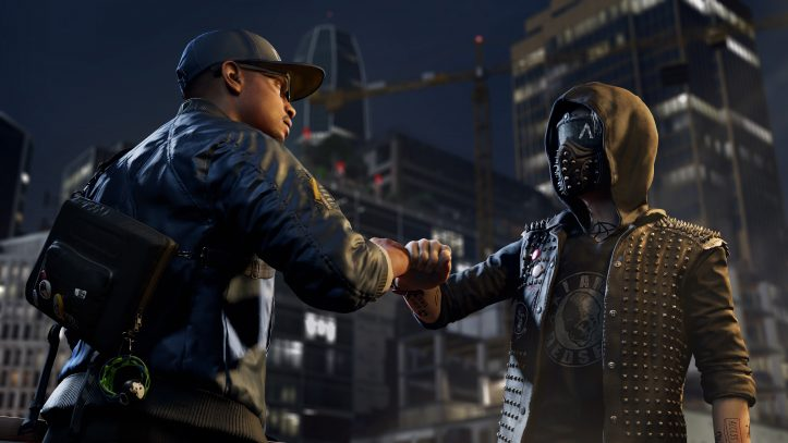 Watch Dogs 2 - team up