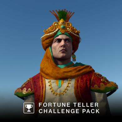 HITMAN - Master Fortune Teller