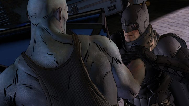 Batman: The Telltale Series - Mystery Villain