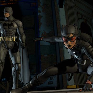 Batman: The Telltale Series - The Bat and the Cat