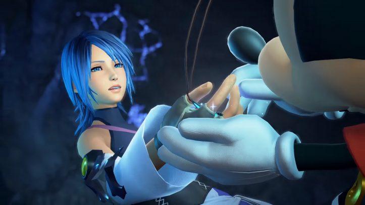 Kingdom Hearts II.8 Final Chapter Prologue - Mickey