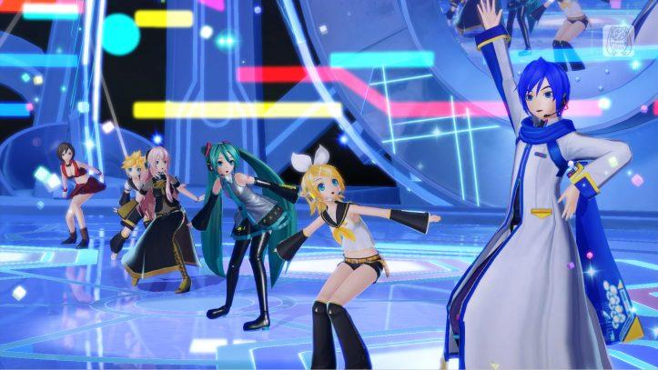 Hatsune Miku: Project DIVA X - I'm fabulous!