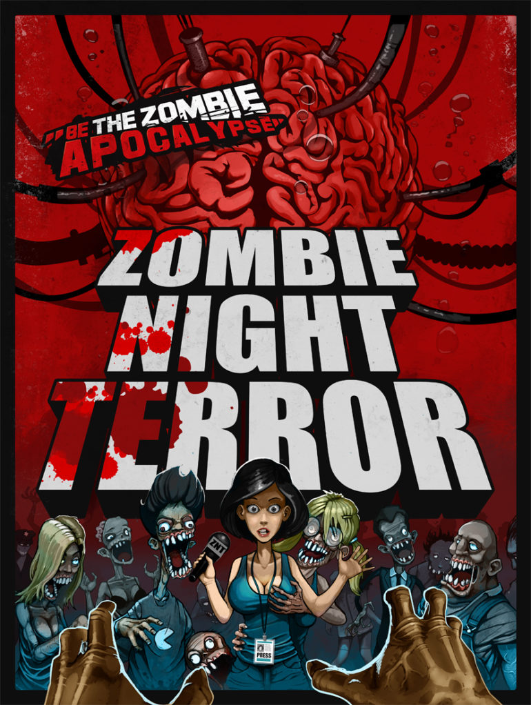 Zombie Night Terror - cover