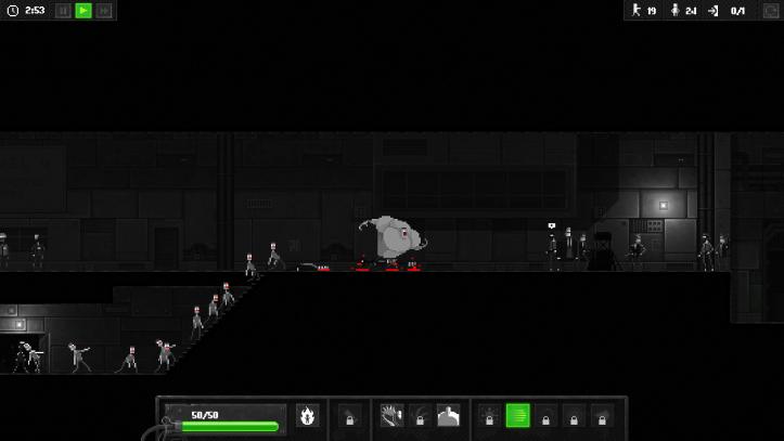 Zombie Night Terror - Tank rage