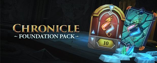 Chronicle: Runescape Legends - Foundation Pack