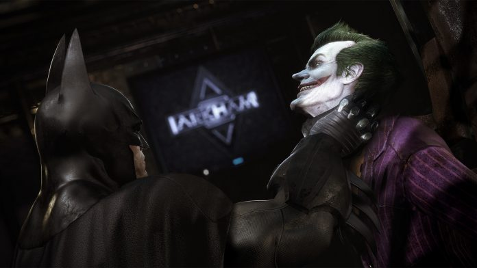 Batman: Return to Arkham - Arkham Asylum Intro